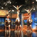 WJHS Cheerleaders on 10TV
