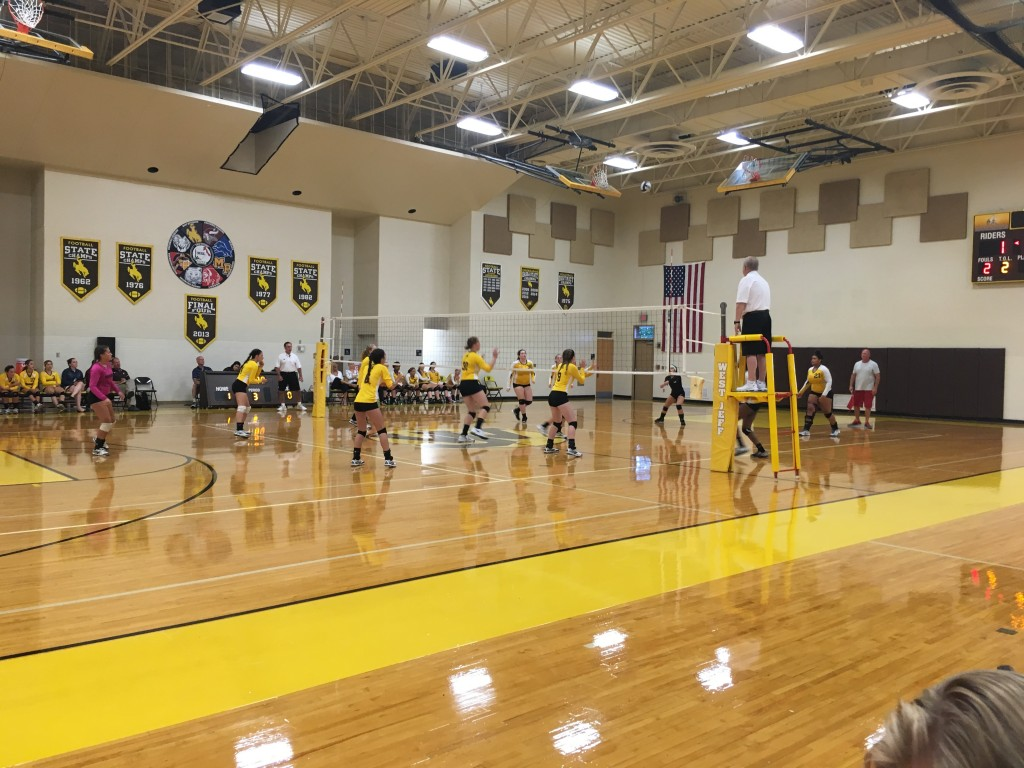 HS Volleyball: 8-24-17