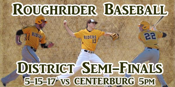 HS Baseball: District Semi-Finals