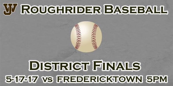 HS Baseball: District Title Game