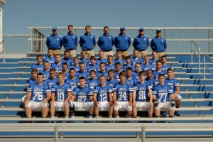 2014 LaVille FB Team Picture