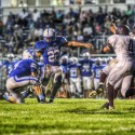Football vs. Central Noble 8-29-14