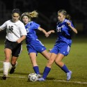 2015 Girls Soccer LaVille vs. Rochester
