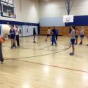 WNBA Legend Ruth Riley Visits Lady Lancers