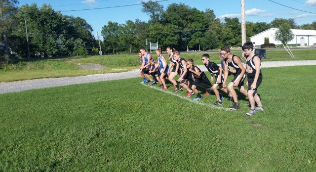 LaVille Set To Host JH XC Event Aug. 25