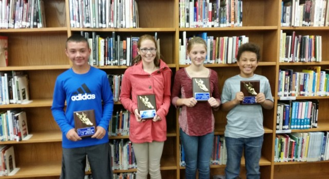 JH Cross Country Runners Honored