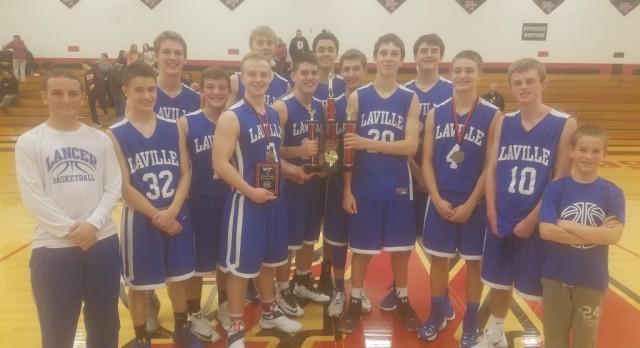 Lancers Upend Washington Township For Tournament Title