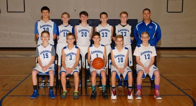 Lancers Set To Host 7th Grade Basketball Shootout