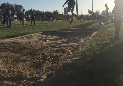 LaVille High School Boys Varsity Track finishes 8th place