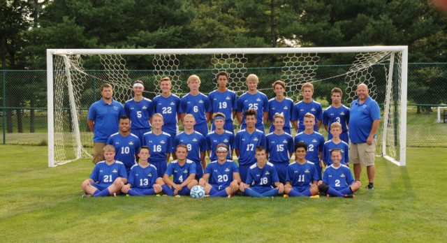 Excitement Fills The Air For Boys Soccer Season