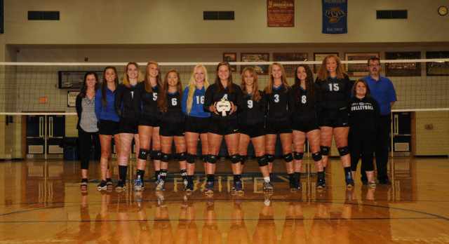 Volleyball Team Looking To Improve In 2017