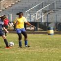 JV Soccer versus Truman
