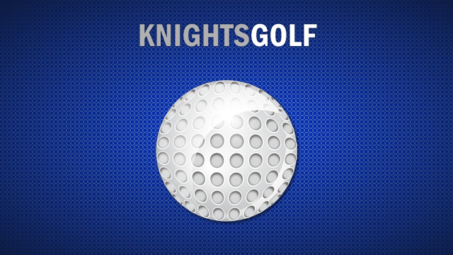 Knights Golf Cards A 156 In  Win Over Bison