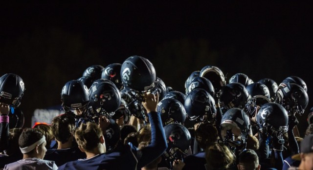 C.C. Knights Football Heads To Lucas Oil for 2015 IHSAA State Champioship