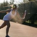 Girls Tennis vs. Crawfordsville – 2016