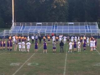 Lafayette Central Catholic High School  Boys Varsity Soccer falls to Guerin Catholic High School 3-0