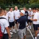 CC Boys Tennis vs. Rensselaer 2016-9-20