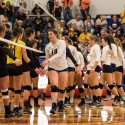 CC Varsity Volleyball Maintains Poise to Advance to the 2016 Semi-State Finals
