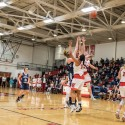 CC Varsity Girls Basketball vs. West Lafayette 2017-1-10
