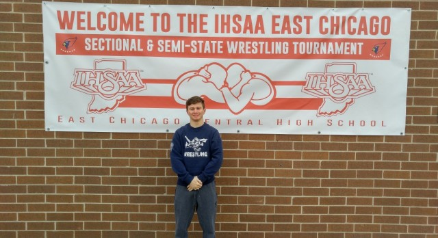 Dawson Skees Finishes One Win Short of State Finals