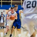 CC Varsity Boys Basketball v.s N. Vermillion Regional Semifinals 2017-3-11