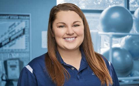 Welcome New Athletic Trainer
