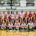CC Varsity Volleyball vs Western Boone 2017-9-21