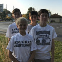 Jr. High XC Service Project