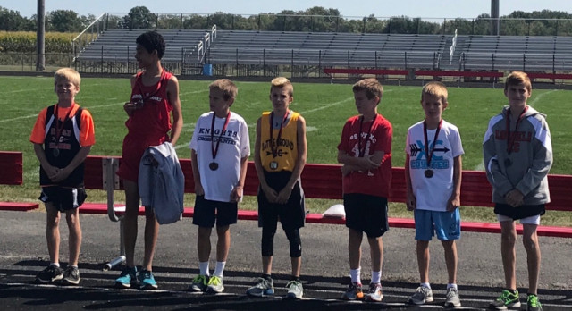 Knights Sixth Graders Finish Sixth at Rensselaer