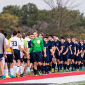 CC Boys Varsity Soccer vs University Regional Semifinals 201-10-14