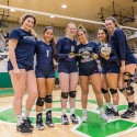 CC Varsity Volleyball Sweeps Covington in Regional Championship 2017-10-21