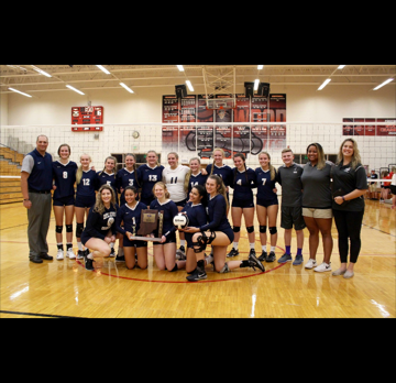Volleyball Team Advances