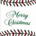 Merry Christmas Baseball