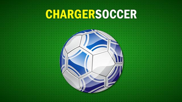 H.H. Dow High School Boys Varsity Soccer beat Midland High 3-0