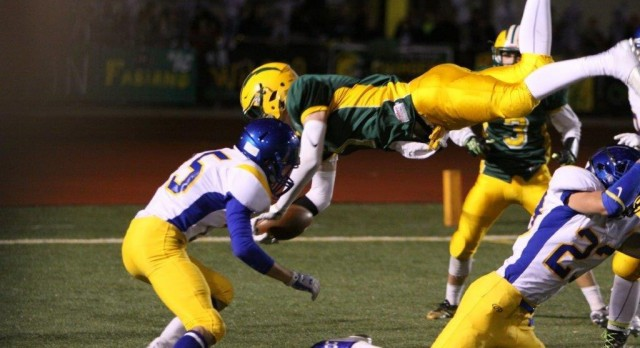 Dow, Midland to meet in playoffs for 3rd time