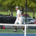 YHS Tennis vs Delta