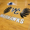 Warhawk Gym Painting