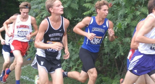 Smith Leads the Warhawk Harriers