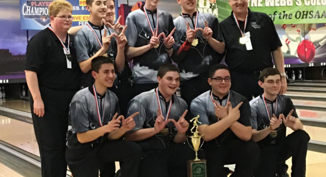 Warhawks Boys Bowling Team Captures State Title