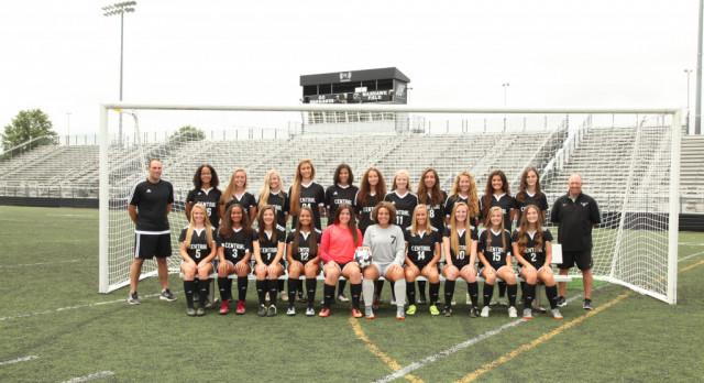Girls Soccer Knocks Off Davidson 2-0