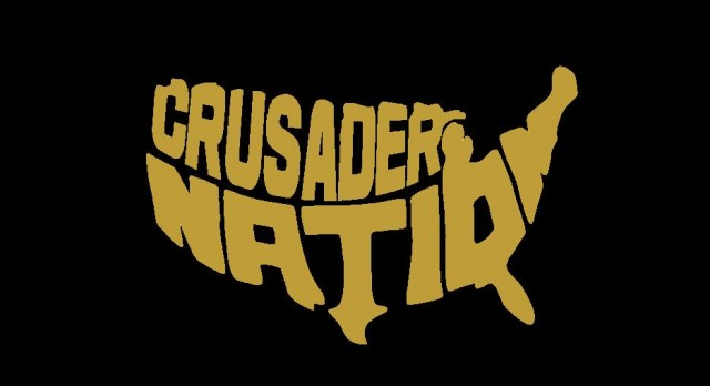 Official Crusader Nation Fan Shirts