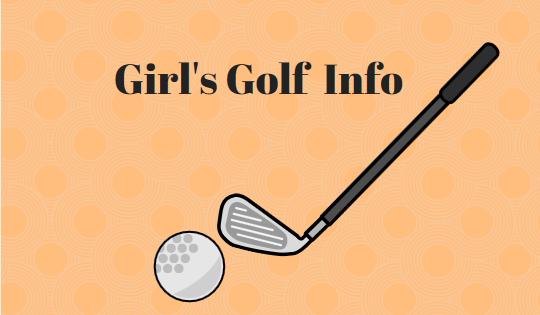 Girls Golf Info