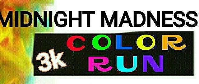 Midnight Madness Color Run