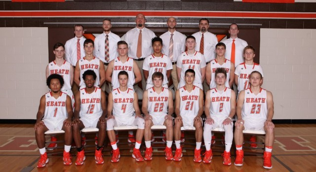 Varsity Boys Basketball 2017