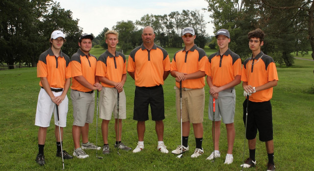 Varsity Golf 2017