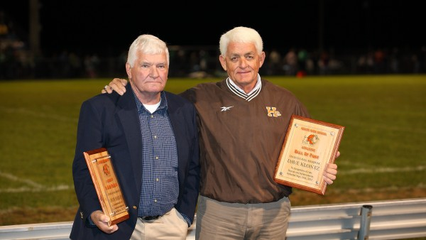HHS Athletic Hall of Fame  2011