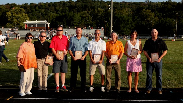 HHS Athletic Hall of Fame Inductees 2014