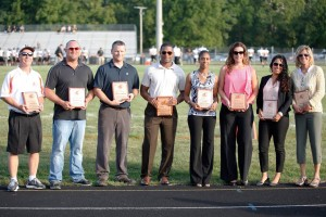 Heath Athletic Hall of Fame Inductees 2015