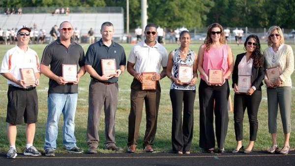 Heath Athletic Hall of Fame Inductees 2015