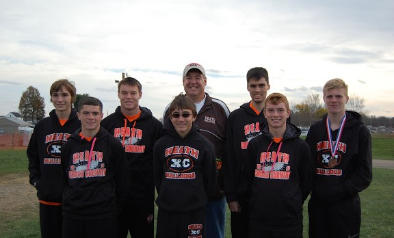 Boys Division II State Cross Country 2015